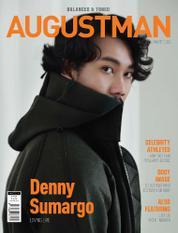 Cover Majalah Augustman Indonesia Maret 2016