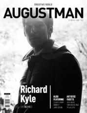 Cover Majalah Augustman Indonesia April 2016