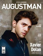 Cover Majalah Augustman Indonesia Mei 2016