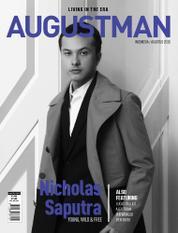 Cover Majalah Augustman Indonesia Agustus 2016