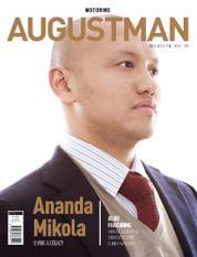 Cover Majalah Augustman Indonesia Oktober 2016