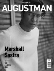 Cover Majalah Augustman Indonesia November 2016