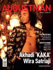 Cover Majalah Augustman Indonesia Desember 2016