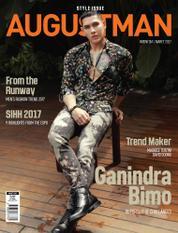 Cover Majalah Augustman Indonesia Maret 2017