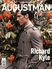 Augustman Indonesia Magazine Cover May 2017
