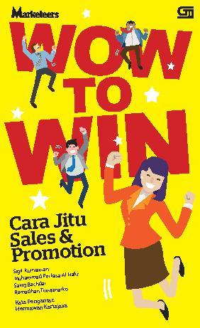Wow To Win by Hermawan Kartajaya Digital Book
