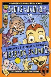 Cover Sideways Stories from Wayside School oleh Louis Sachar