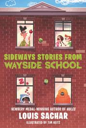 Sideways Stories from Wayside School by Louis Sachar Cover
