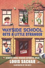 Cover Wayside School Gets a Little Stranger oleh Louis Sachar