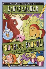 Wayside School Is Falling Down by Louis Sachar Cover