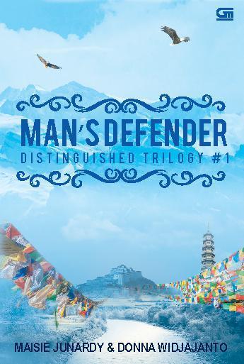 Buku Digital Man's Defender oleh Maisie Junardy & Donna Widjajanto