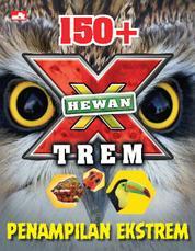 150 + Hewan X-trem: Penampilan Ekstrem by Cover