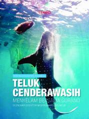 Cover Wisata Bahari Teluk Cenderawasih: Menyelam Bersama Gurano oleh Mochamad Azhar