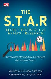 Cover THE STAR: Secret Technique of Analyst Research oleh