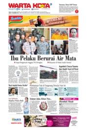 Cover WARTA KOTA 14 Desember 2018