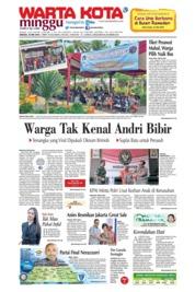 WARTA KOTA Cover 26 May 2019