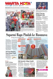 WARTA KOTA Cover 22 July 2019
