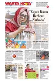 WARTA KOTA Cover 23 July 2019