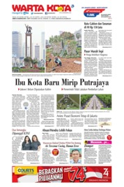 WARTA KOTA Cover 23 August 2019