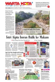 WARTA KOTA Cover 05 September 2019