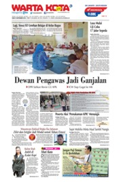 WARTA KOTA Cover 18 September 2019