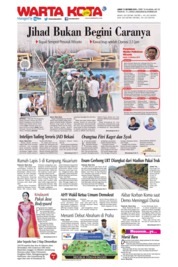 WARTA KOTA Cover 11 October 2019