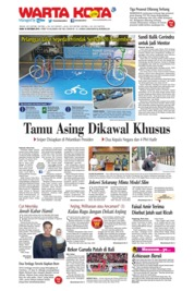 WARTA KOTA Cover 16 October 2019