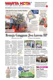 WARTA KOTA Cover 19 October 2019
