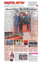 WARTA KOTA Cover 21 October 2019