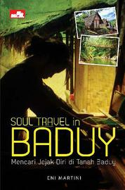 Soul Travel in Baduy by Eni Martini Cover