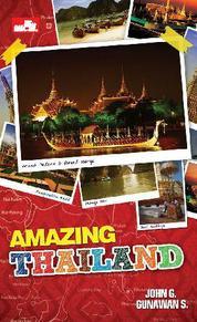 Cover Amazing Thailand oleh
