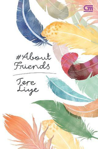 Buku Digital #AboutFriends oleh Tere Liye