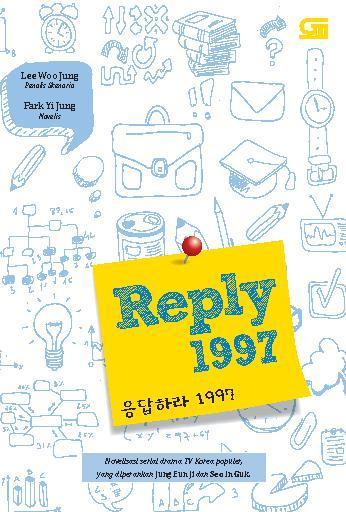 Buku Digital Reply 1997 oleh Lee Woo Jung
