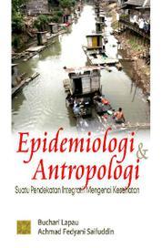 Cover Epidemiologi dan Antropologi oleh