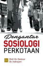 Cover Pengantar Sosiologi Perkotaan oleh