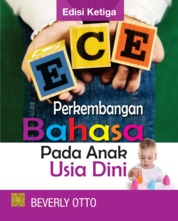 Perkembangan Bahasa Pada Anak Usia Dini by Beverly Otto Cover
