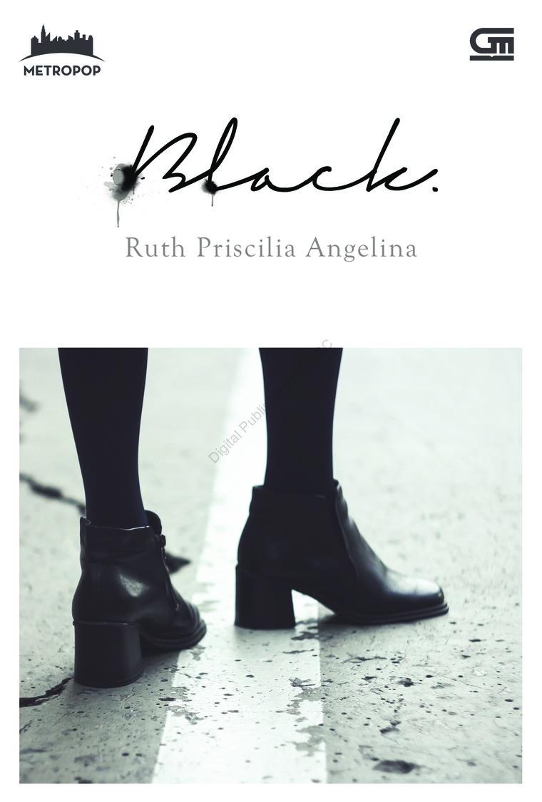 Buku Digital MetroPop: BLACK oleh Ruth Priscillia Angelina