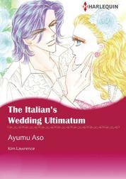 Cover The Italian's Wedding Ultimatum oleh Kim Lawrence