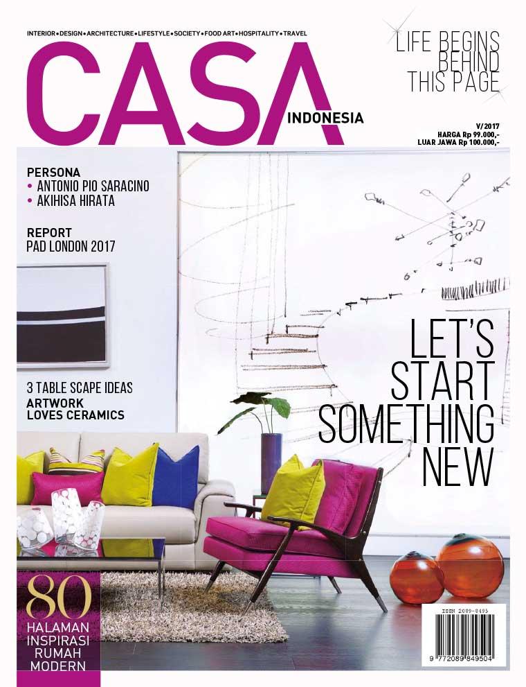 Majalah Digital CASA Indonesia ED 05 Desember 2017