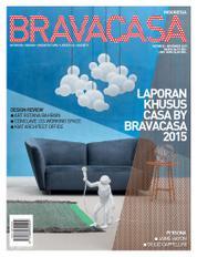 Cover Majalah CASA INDONESIA Oktober–Desember 2015