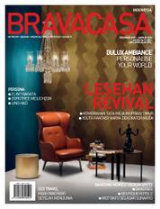 Cover Majalah CASA INDONESIA Desember–Januari 2016