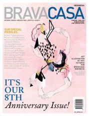 Cover Majalah CASA INDONESIA Februari–April 2016