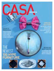 CASA Indonesia Magazine Cover May–July 2016