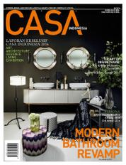 CASA Indonesia Magazine Cover August–September 2016