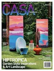 Cover Majalah CASA Indonesia Oktober–November 2016