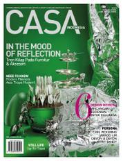 Cover Majalah CASA Indonesia Desember–Januari 2017