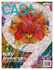 Cover Majalah CASA Indonesia Februari–Maret 2017