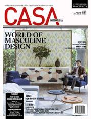 CASA Indonesia Magazine Cover April–May 2017