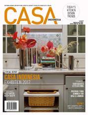 Cover Majalah CASA Indonesia ED 03 Agustus 2017