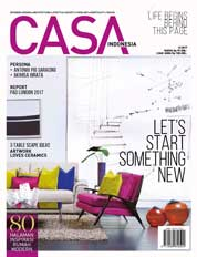CASA Indonesia Magazine Cover ED 05 December 2017